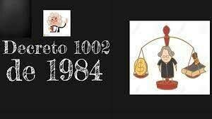 DECRETO 1002