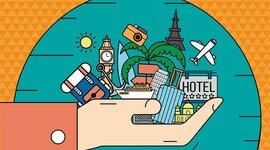 Antecedentes de las Agencias de Viajes timeline
