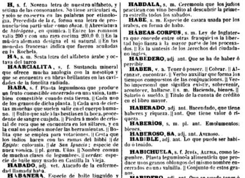 Vocabulario de todas las voces que faltan a los diccionarios de la lengua castellana de Marty Caballero