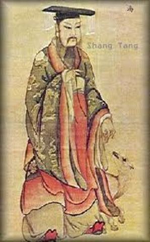 The Shang Dynasty, BC 1523-1027
