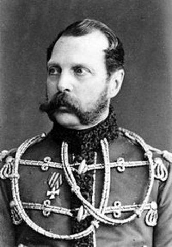 Assassination of the Czar