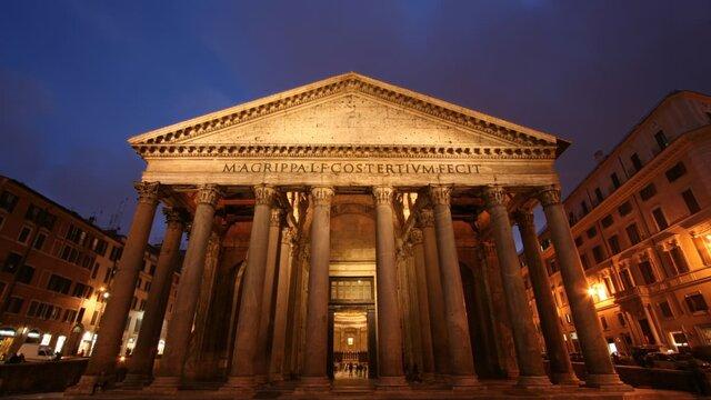 Reconstrucción del Panteón