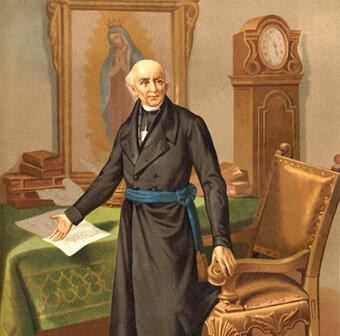 Miguel Hidalgo, el padre de la patria