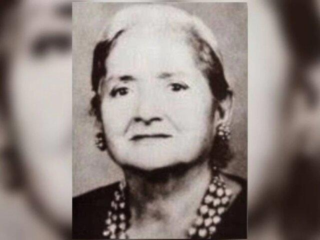 Maria Rebeca Latigo de Fernández