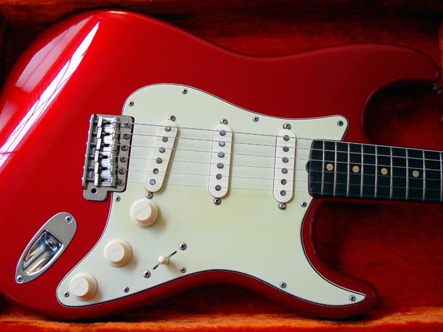 El segundo modelo de guitarras