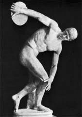 The Olympic Games,776 BC