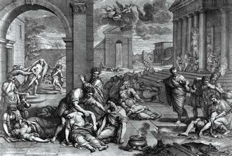 Plagas y epidemias