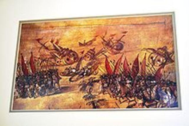 Spanish Conquest of Aztec Empire