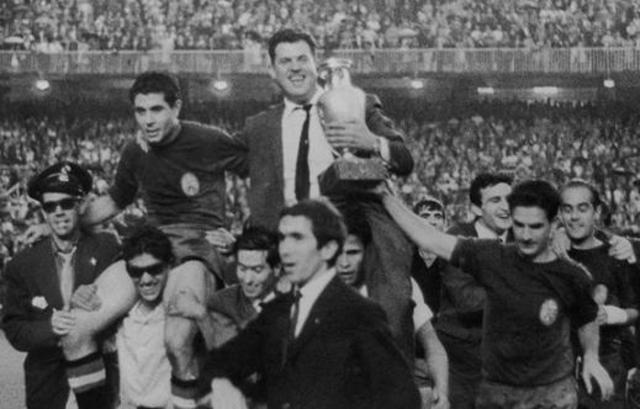 España gana la Eurocopa de Fútbol