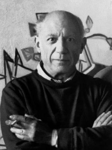 Muerte de Pablo Picasso