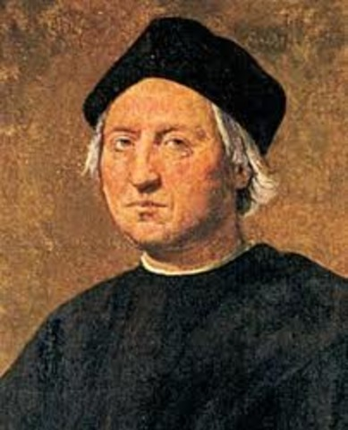 1492 Columbus Sailed the Ocean Blue