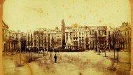 La primera fotografia de la ciutat i de la península ibèrica