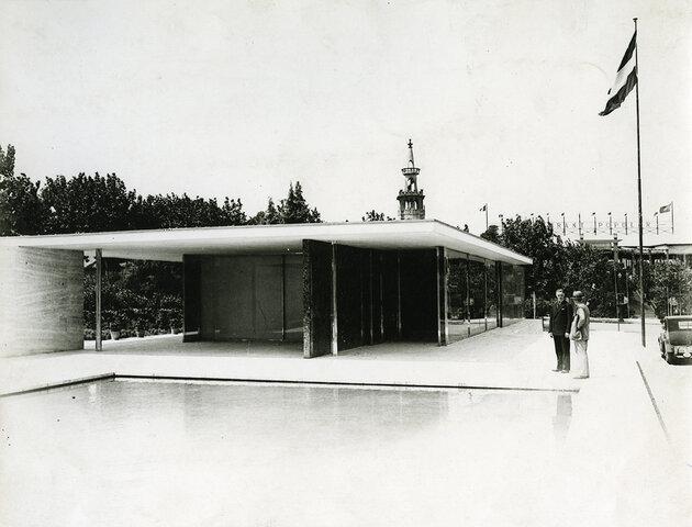 Pavelló Mies Van der Rohe
