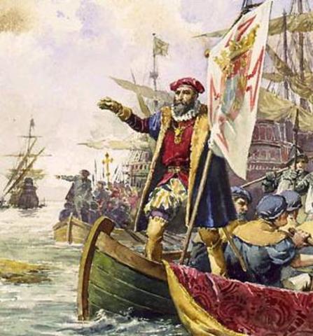 Vasco da Gama Arrives in India