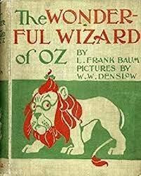 The Wizard of Oz (book) was published