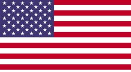 USA timeline
