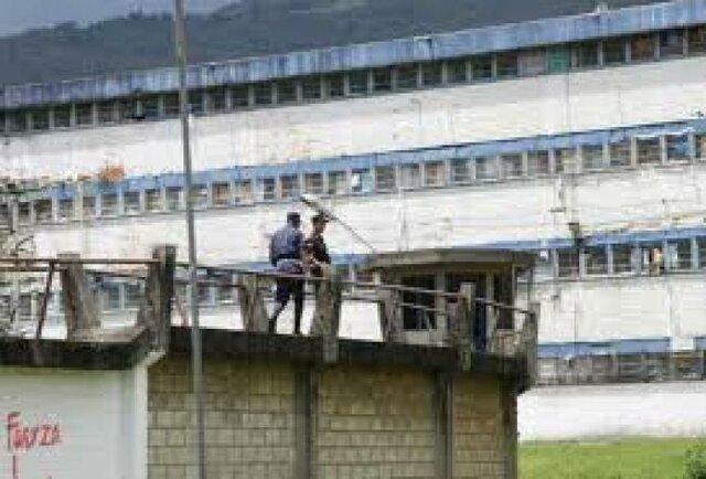 Reestructuración: Dirección General de Establecimientos de Detención, Penas y Medidas de Seguridad (MINJUSTICIA).