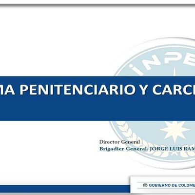 Derecho Penitenciario y Carcelario en Colombia timeline