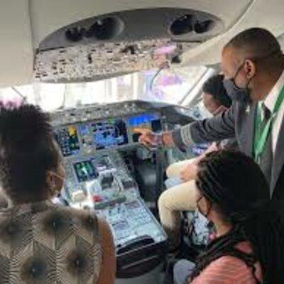 Career as a pilot timeline