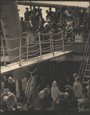 Stieglitz: The Steerage