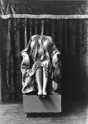 Arbus: The Headless Woman