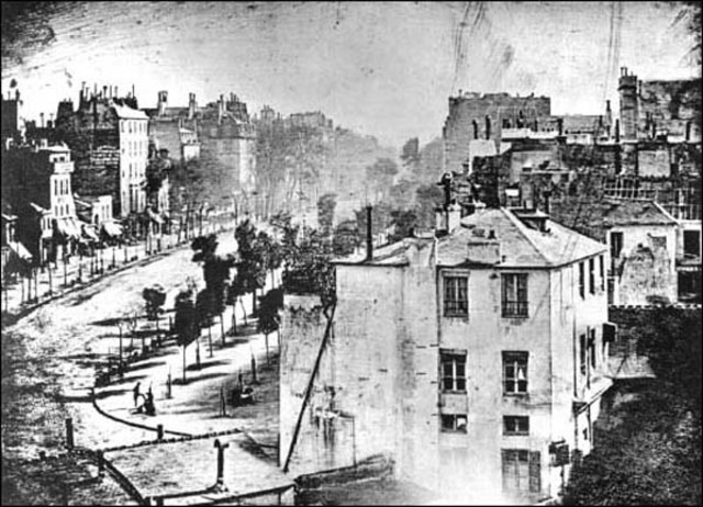 Daguerre: Paris Boulevard