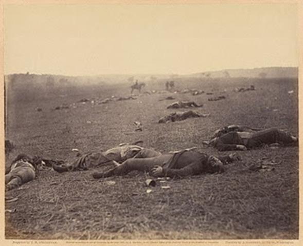 O'Sullivan: July 4th, 1863