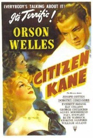 Welles: Citizen Kane