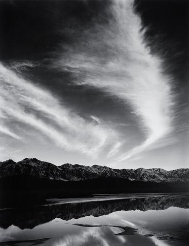 Adams: Sierra Nevada, Winter Evening