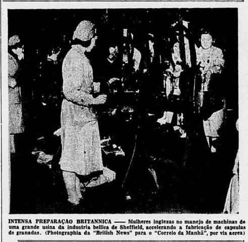 Preparação Britânica durante a Segunda Guerra Mundial