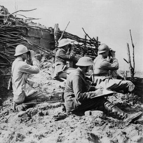 World War 1 (1914-1918)