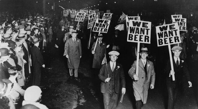 Prohibition (1920-1933)