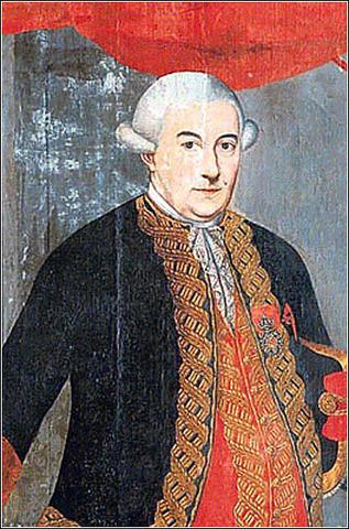 Agustín de Jáuregui y Aldecoa