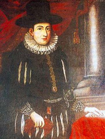 Virrey Martín Enríquez de Almansa