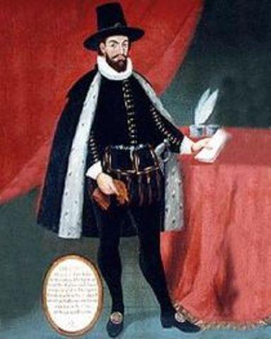Virrey García Hurtado de Mendoza