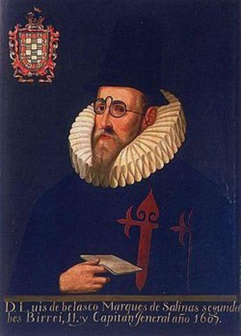 Virrey Luis de Velasco
