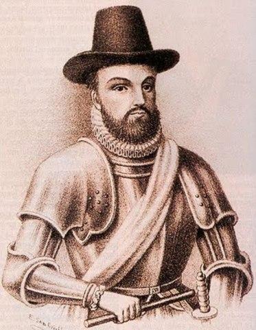 Virrey Francisco de Borja y Aragón