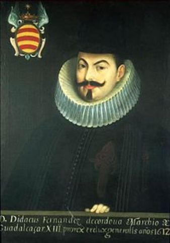 Virrey Diego Fernández de Córdoba
