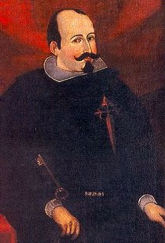 Virrey Luis Jerónimo Fernández de Cabrera Bobadilla