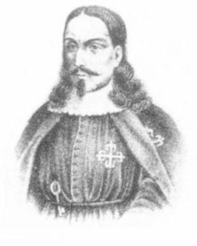 Virrey Pedro Álvarez de Toledo y Leiva