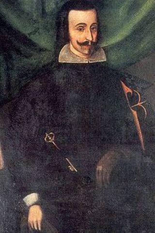 Virrey García Sarmiento de Sotomayor