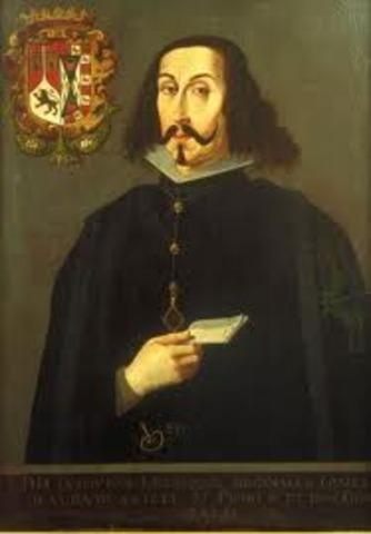 Virrey Luis Henríquez de Guzmán
