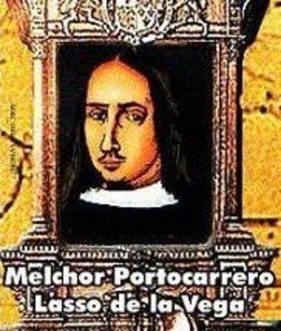 Virrey Melchor Antonio Portocarrero
