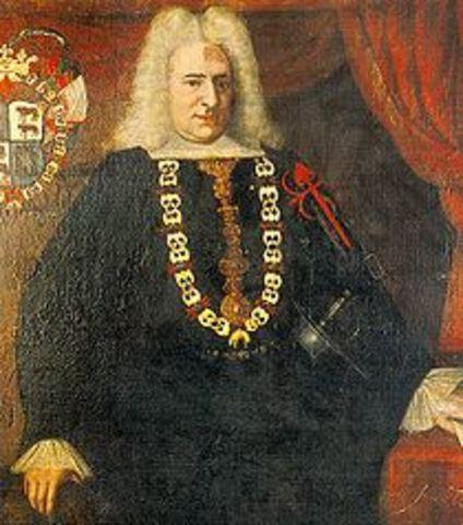 Virrey José de Armendáriz