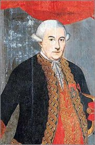Virrey Agustín de Jáuregui y Aldecoa