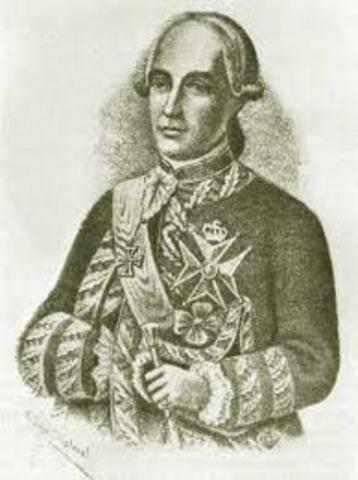 Virrey Teodoro de Croix