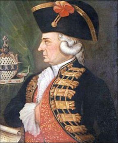 Virrey Ambrosio O'Higgins