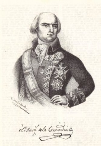 Virrey José Fernando de Abascal y Sousa
