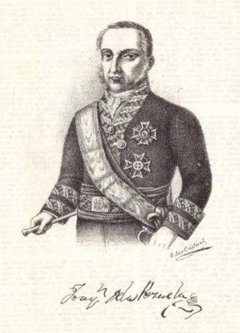 Virrey Joaquín de la Pezuela