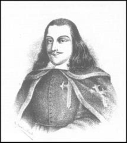 Diego de Benavides y de la Cueva